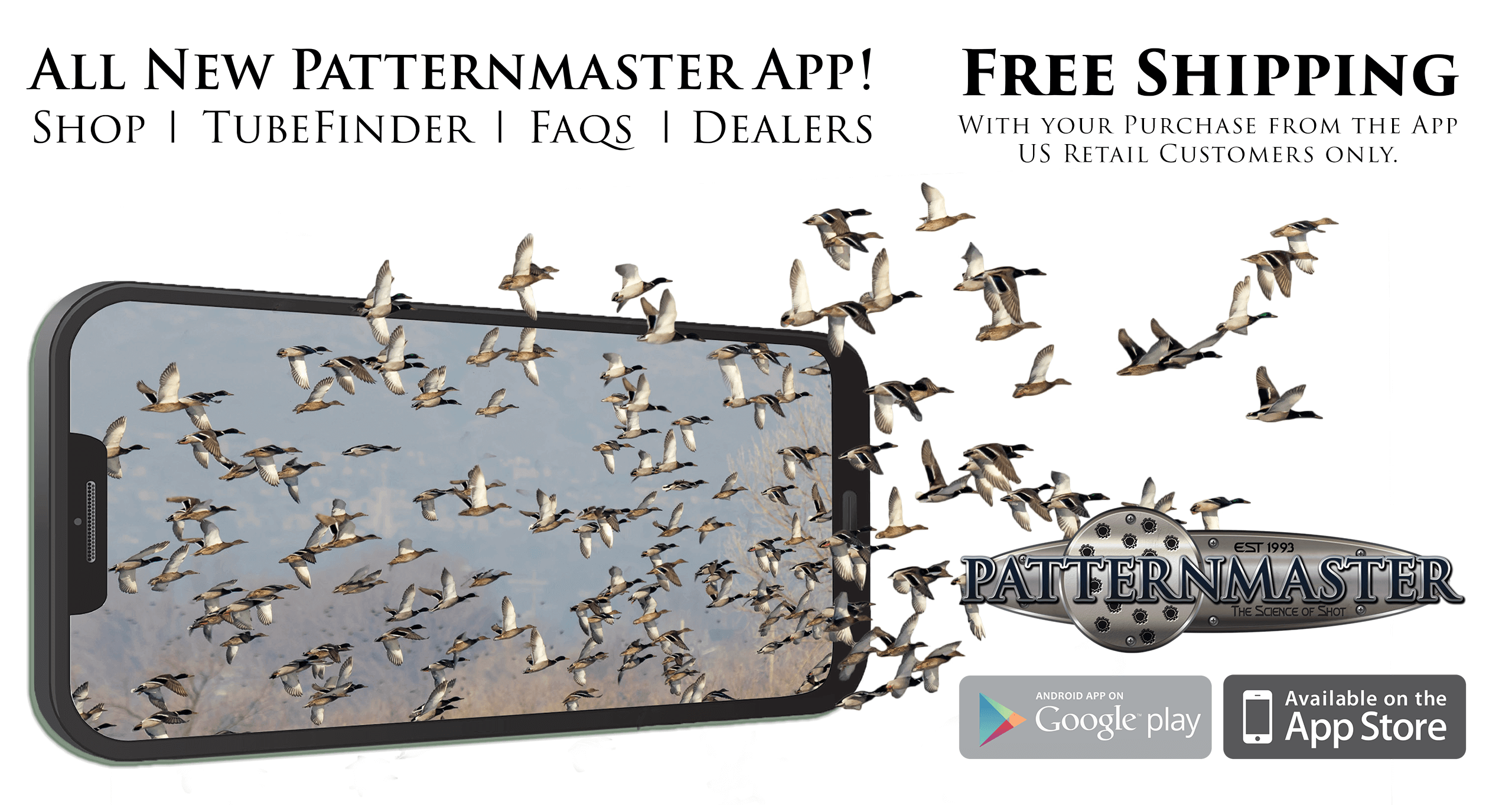 Patternmaster Mobile Application Ad